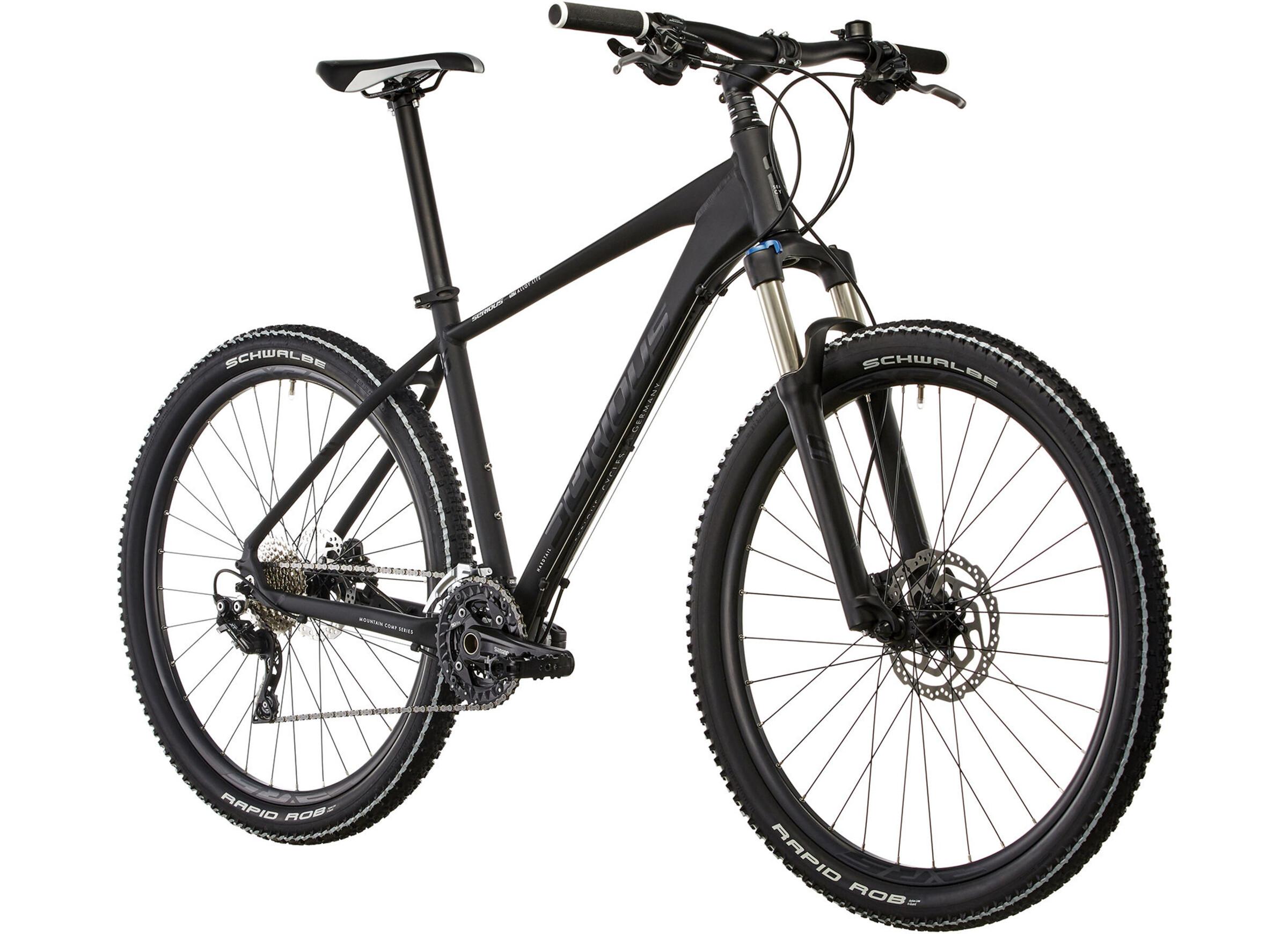 Serious Provo Trail 27,5 matt black online kaufen | fahrrad.de